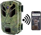 Wildcamera met Nachtzicht en Wifi - 30 MP & 4K Ultra HD Video - Incl. SD kaart 32GB en 8 AA Batterijen – Wildcamera voor buiten - Jachtcamera – Observatiecamera – Wild camera