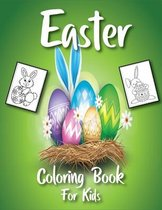 Easter Coloring Book for Kids: Best Coloring Book for Children Aged 4-8 (Children's Coloring Book for Kids)