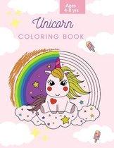 Unicorn Coloring Book: Unicorn Coloring Book for Kids