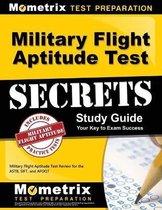 Military Flight Aptitude Test Secrets Study Guide