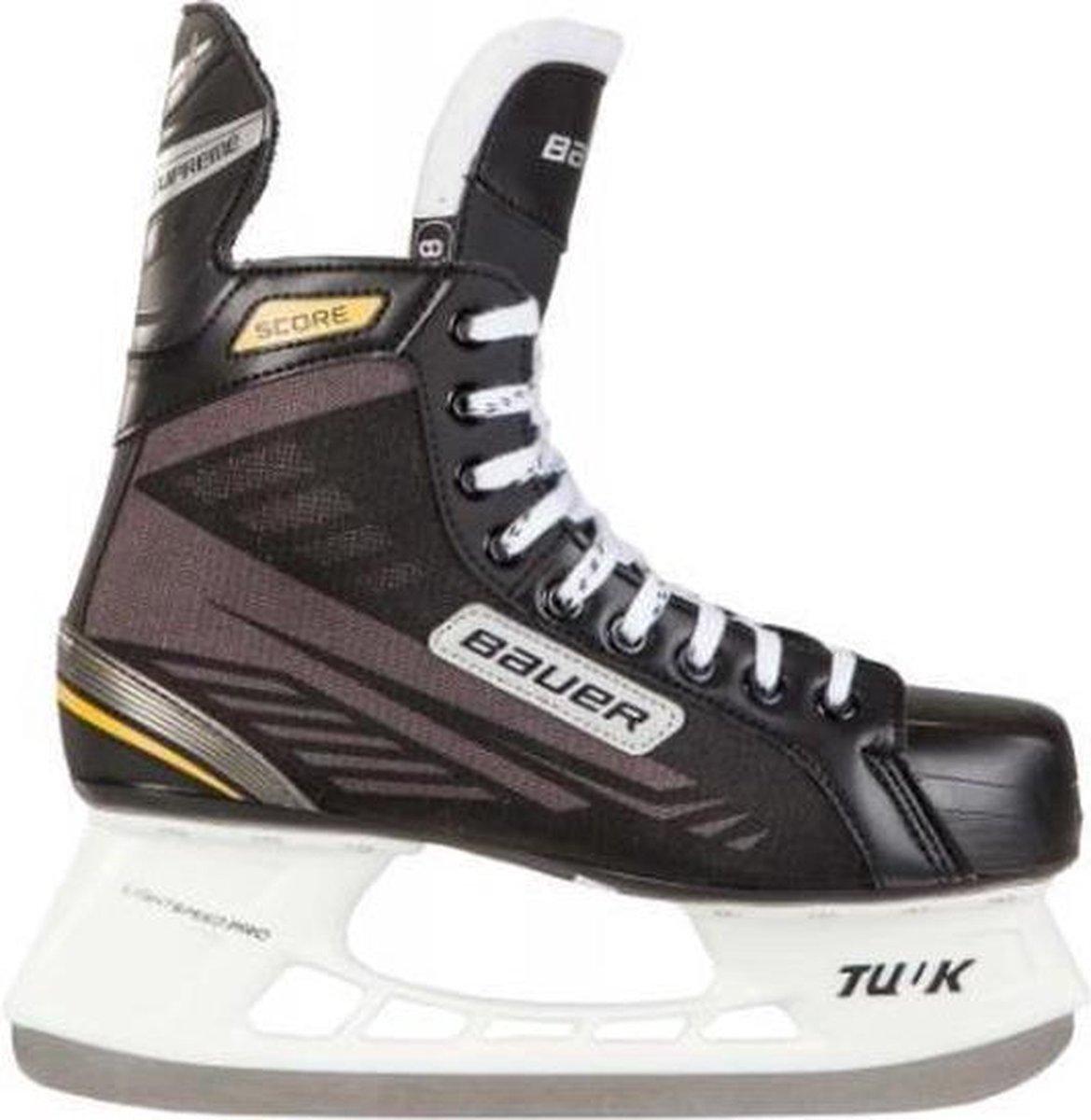 Bauer IJshockeyschaats Supreme SCORE | Maat 40.5