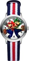 Super Mario - Kinderhorloge - Mario - Horloge