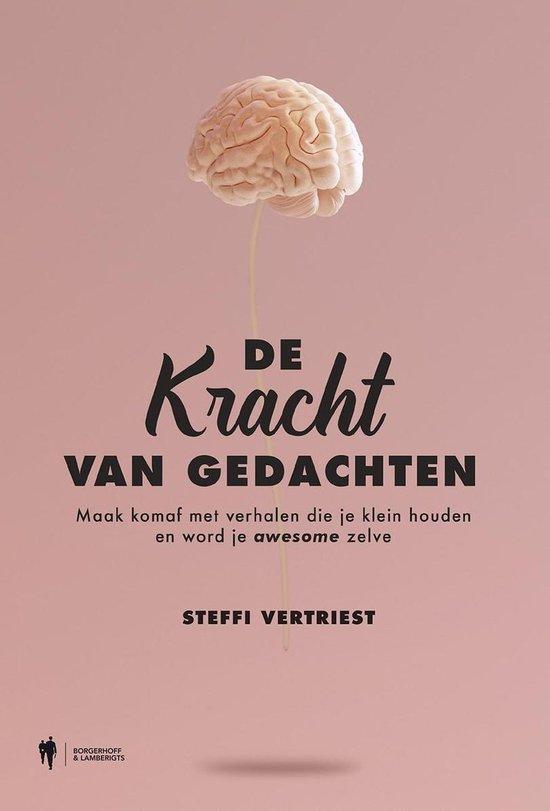 Boek cover De kracht van gedachten van Steffi Vertriest