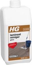 HG laminaatreiniger glans (product 73) - 1L - geschikt voor alle laminaatsoorten - goed voor 20 dweilbeurten