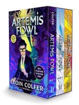 Artemis Fowl 3-Book Paperback Boxed Set