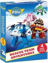 Robocar Poli: Rescue Team Adventures Box
