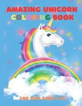 Unicorn Coloring Book: For Kids Ages 8-12