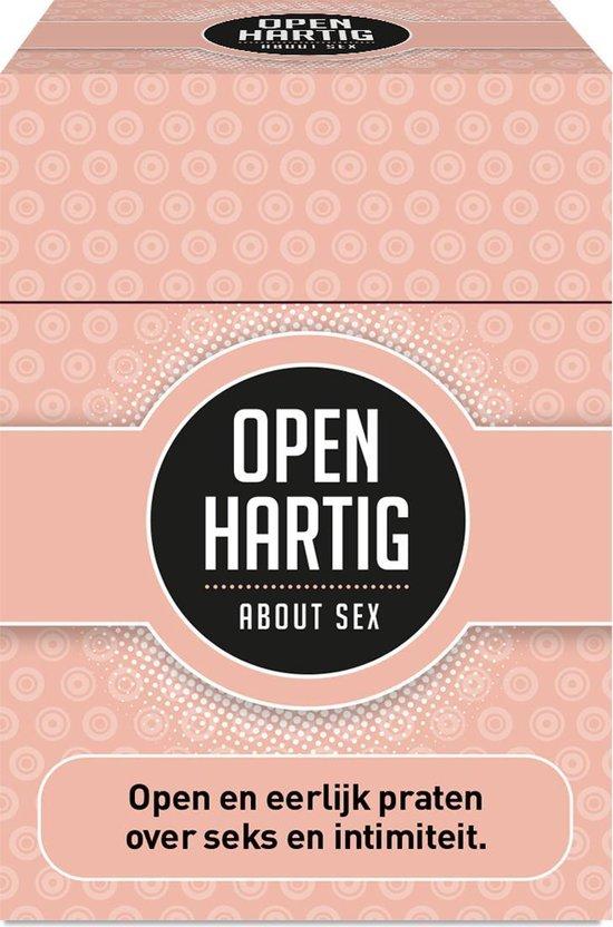 Openhartig About Sex