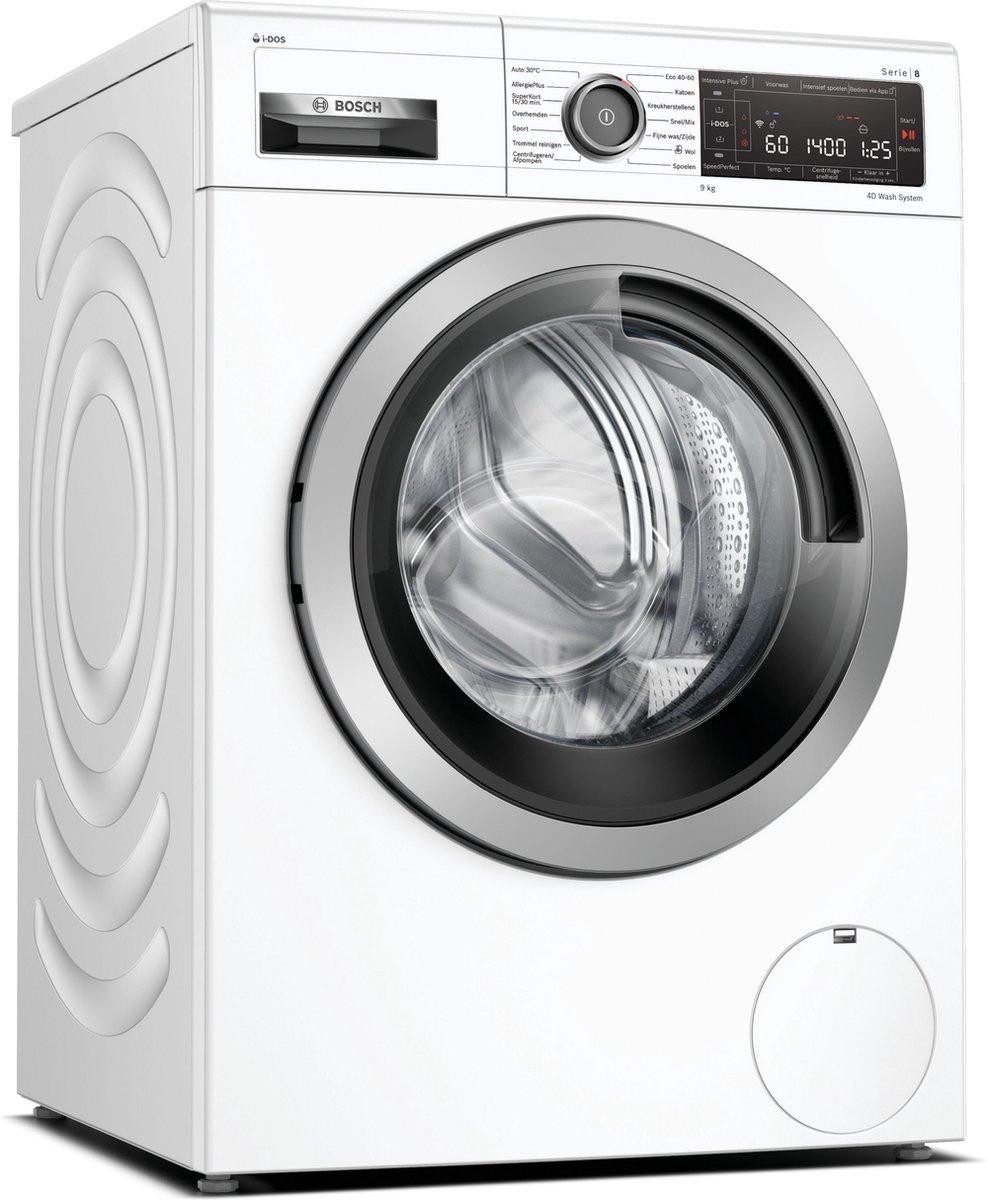 Bosch WAV28KH0NL  – Serie 8 – i-DOS – Wasmachine