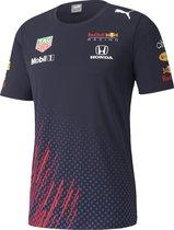 PUMA Red Bull Racing Team Sportshirt Heren - Maat XL