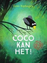Boek cover Coco kan het! van Loes Riphagen (Hardcover)