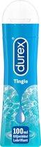Durex Glijmiddel Tingle - waterbasis - 100ml