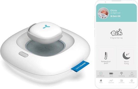 AeroSleep® OYO Smart Baby Monitor - incl OYO app