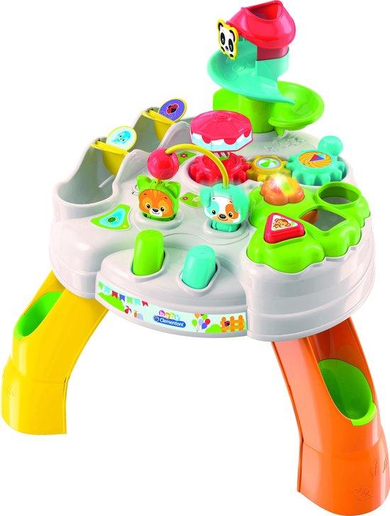 Baby Clementoni – Interactieve Activiteitentafel – activiteitencentrum educatief