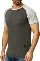 One Redox - T-shirt - 1302 - grijs