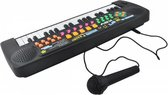 Speelgoed 37 keyboard - Op AA Batterijen - Kinderen +3 jaar oud - Muziek maken piano