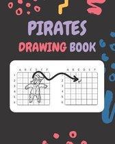 Pirates Drawing Book
