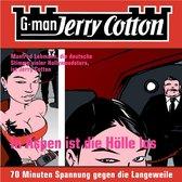 Omslag Jerry Cotton, Folge 1: In Aspen ist die Hölle los