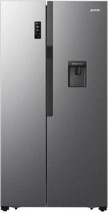 Koelkast: Gorenje NS9FSWD amerikaanse koelkast Vrijstaand 508 l Roestvrijstaal, van het merk Gorenje