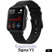 Stappenteller Horloge - Waterdicht - 6 Sporten - Batterijduur 7 - Nintai Sigma Y1