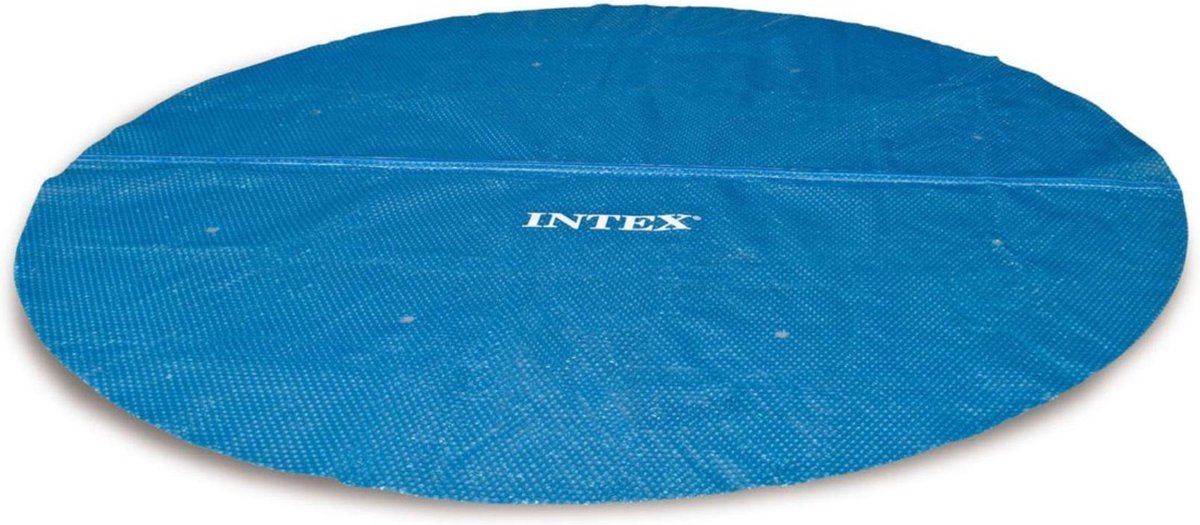 Intex solarzeil 3,66 meter (met reparatiesetje)