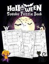 Halloween Sudoku Puzzle Book