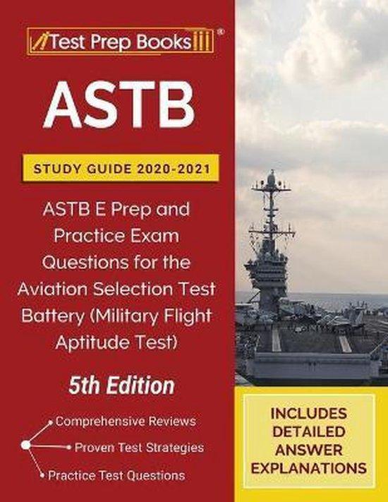 ASTB Study Guide 2020-2021