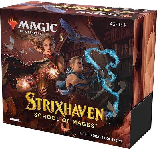 Thumbnail van een extra afbeelding van het spel Strixhaven: School of Mages Bundle - Magic The Gathering