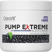Pre-Workout - Pump Extreme Pre Workout 300g OstroVit - Black Currant