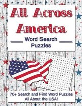 All Across America Word Search Puzzles