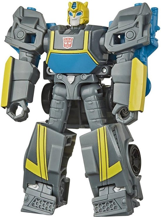 HASBRO Transformers: Cyberverse 1 Step Shadow Bumblebee
