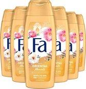 Fa Shower gel Oriental Moments - 6 stuks