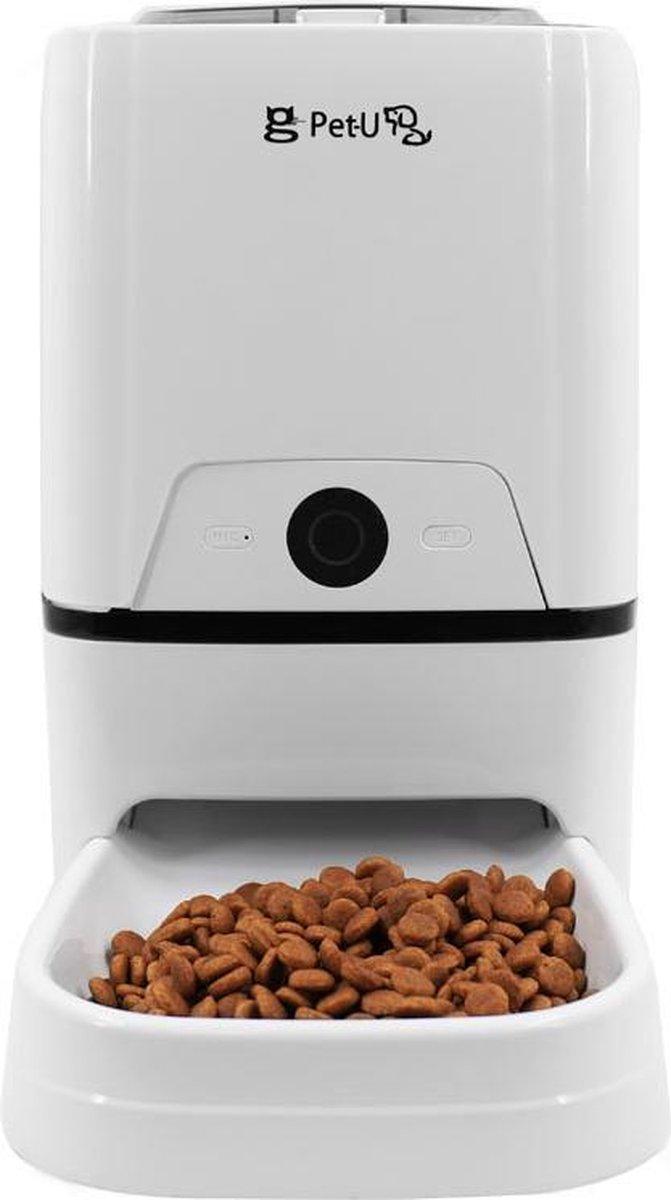 Doogo  Automatische voerautomaat- W3309 - 6Liter - voerautomaat kat-voerautomaat hond-pet feeder - t