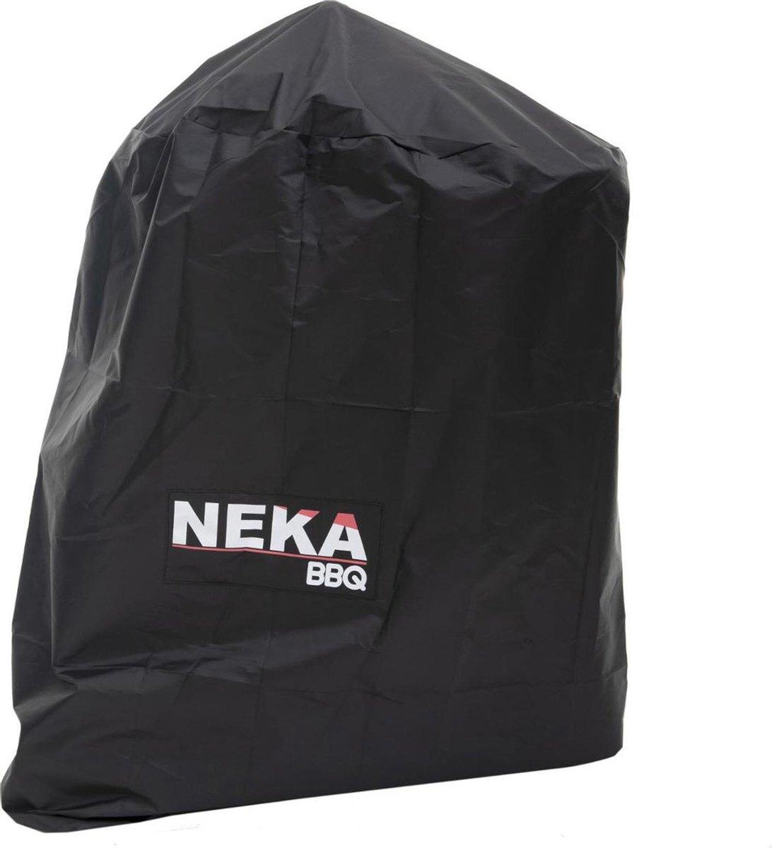 NEKA - Barbecuehoes - Beschermhoes voor barbecue - Waterdicht - Zwart - 95 x 62 x 95