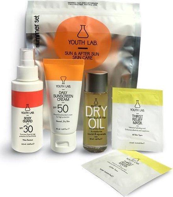 Youth Lab. Pakket Sunscreens Sun & After Sun Skin Care