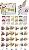 Té Tonic experience Minipack - 24 infusions met 6 verschillende smaken