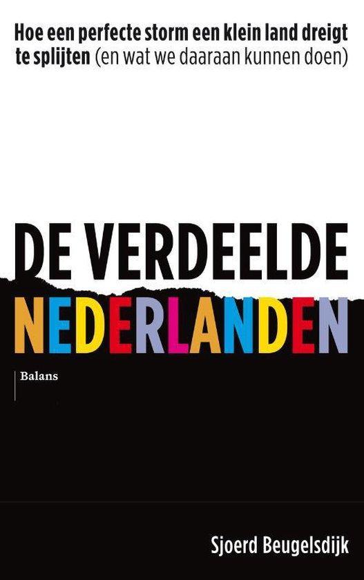 Boek cover De verdeelde Nederlanden van Sjoerd Beugelsdijk (Paperback)