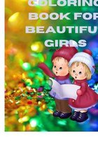 Coloring Book for Beautiful Girls
