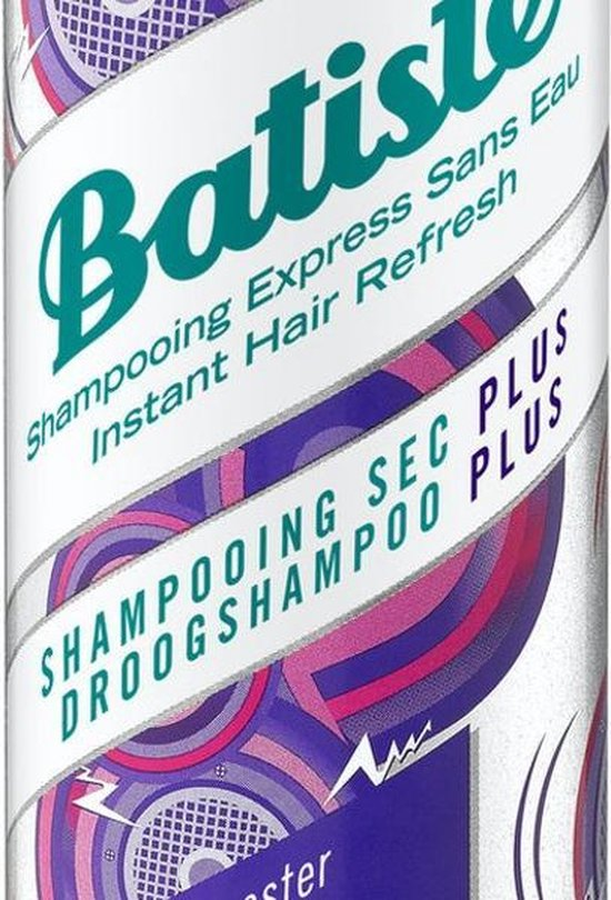 Batiste Extra Volume Droogshampoo - 200 ml