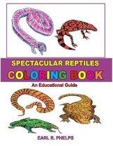 Spectacular Reptiles Coloring Book