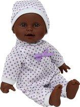 "New York City Girls Doll 11"" African American Doll - 28cm Baby Pop"
