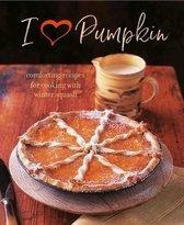 Boek cover I Heart Pumpkin van Ryland Peters & Small