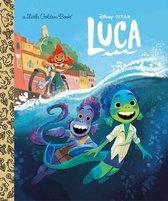 Disney/Pixar Luca Little Golden Book (Disney/Pixar Luca)