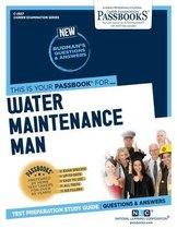 Water Maintenance Man
