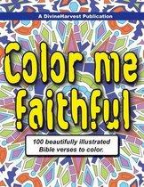 Color me faithful