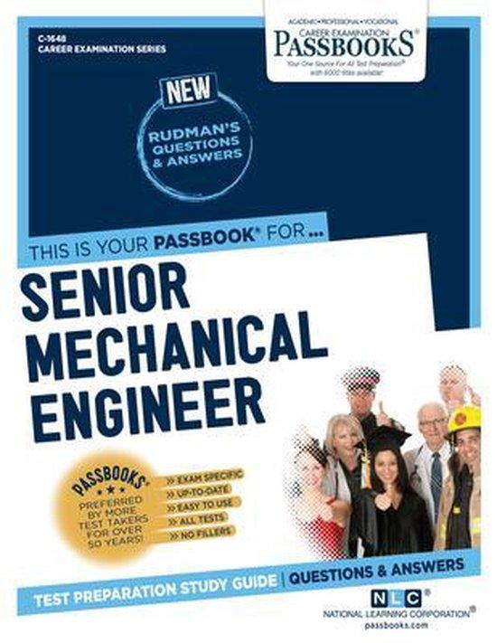 Senior Mechanical Engineer, Volume 1648