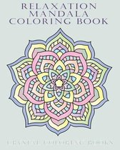 Relaxing Mandala Coloring Book: 40 Beautiful Detailed Coloring Pages Suitable For Teens Adults And Seniors. A Great Gift For Anyone That Loves Stress-