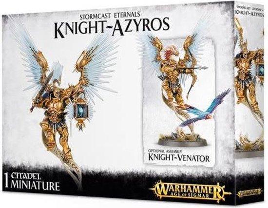 Afbeelding van het spel Age of Sigmar Stormcast Eternals Knight-Azyros