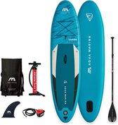 Aqua Marina SUP boardAlle leeftijden - blauw/wit/zwart