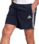 adidas adidas Essentials Chelsea 3-stripes Sportbroek - Maat L  - Mannen - donkerblauw - wit